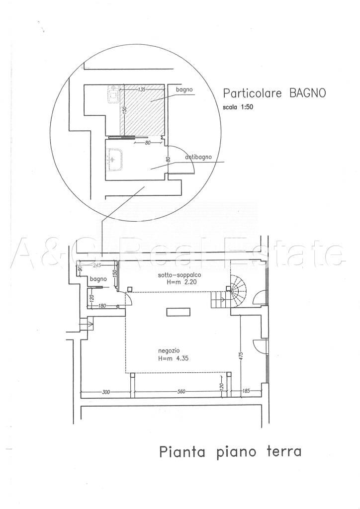 Negozio / Locale in affitto a Grosseto, 9999 locali, zona Località: Città, prezzo € 1.100 | Cambio Casa.it