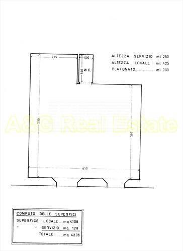 Negozio / Locale in vendita a Grosseto, 9999 locali, zona Località: Città, prezzo € 80.000 | Cambio Casa.it