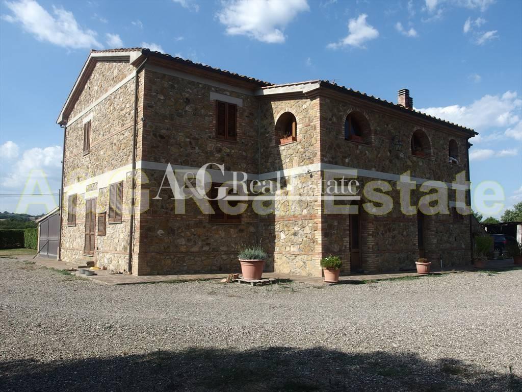 Azienda Agricola in Vendita a Civitella Paganico