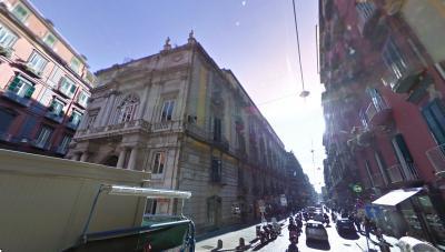 Vai alla scheda: Appartamento Vendita - Napoli (NA) | Avvocata - Codice 17