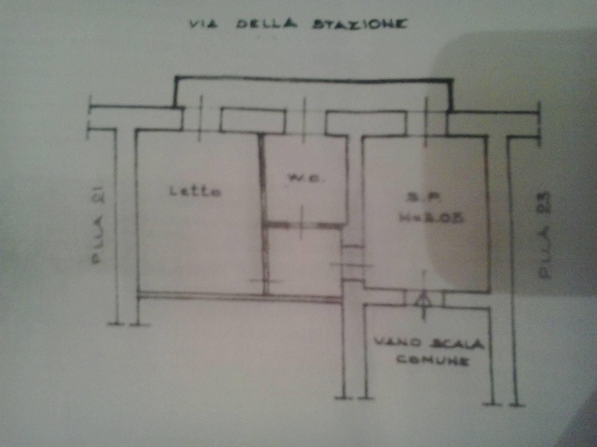 Bilocale Marcellina Via Della Stazione 1