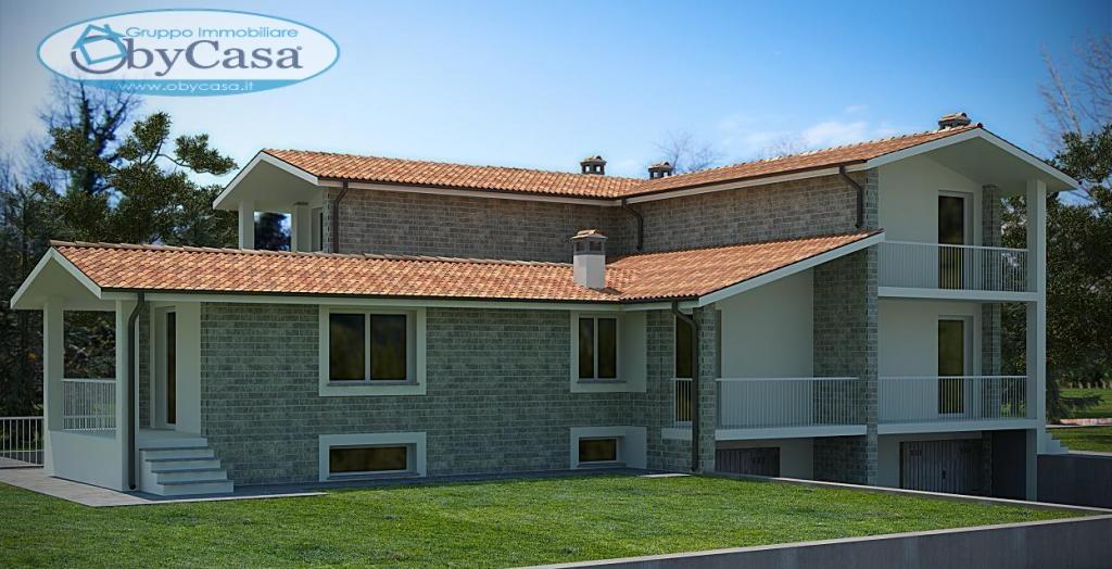 Villa in vendita a Canale Monterano, 4 locali, zona Zona: Montevirginio, prezzo € 195.000 | Cambio Casa.it