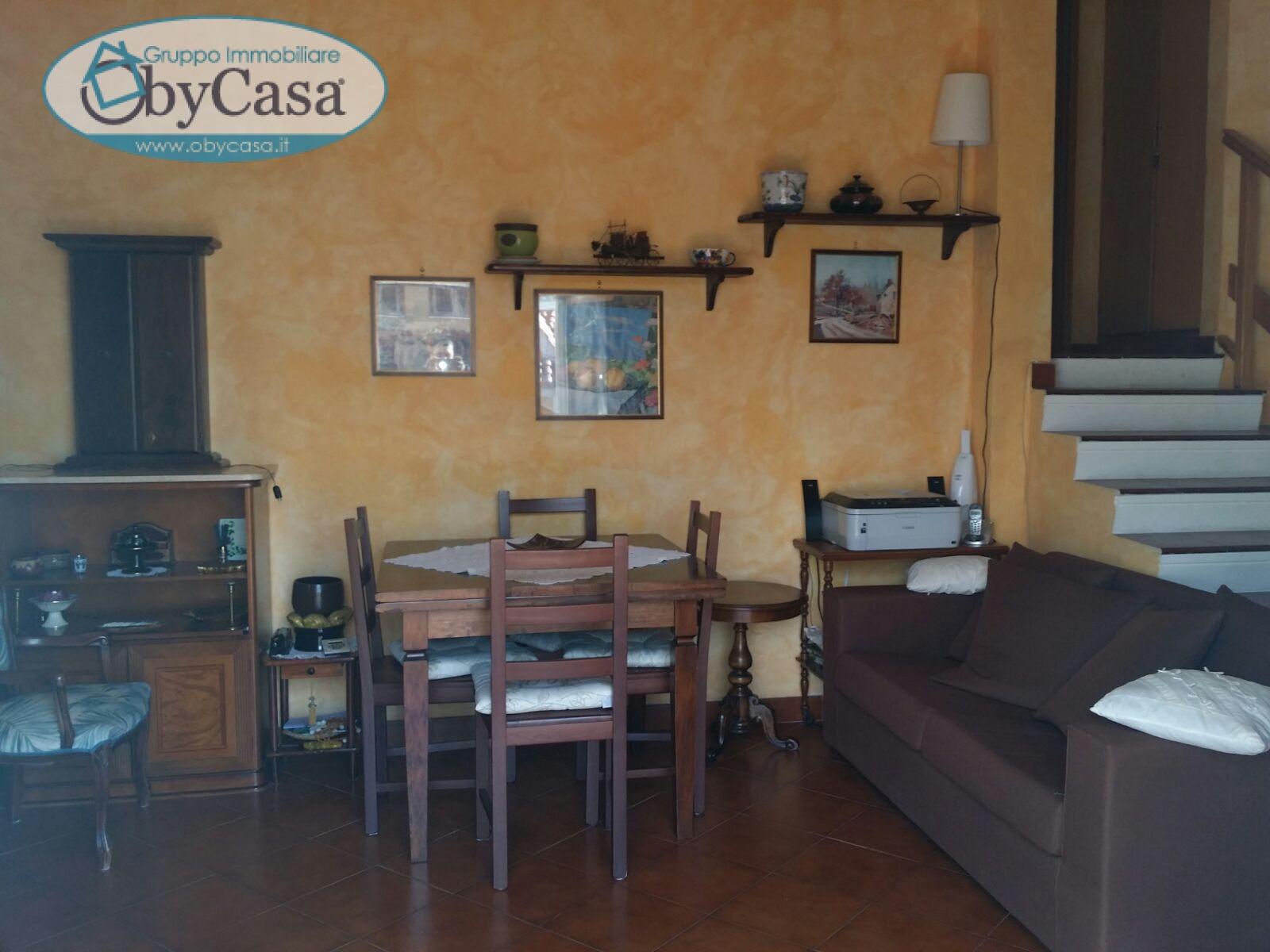 Bilocale Manziana Via Roma 7