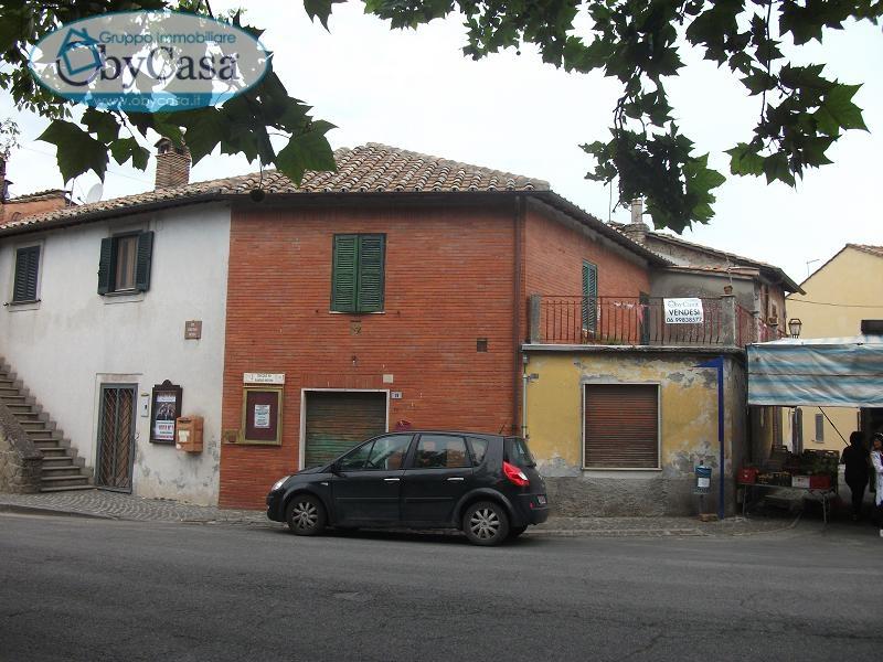 Palazzo / Stabile in Vendita a Canale Monterano