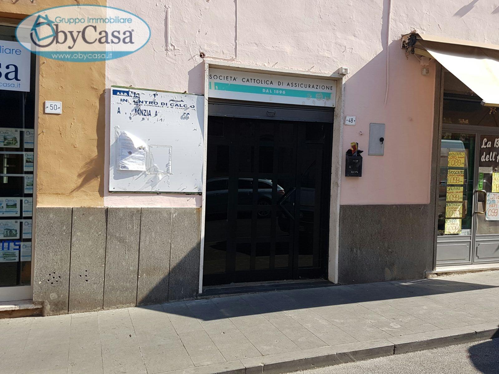Negozio / Locale in affitto a Manziana, 9999 locali, prezzo € 400 | Cambio Casa.it