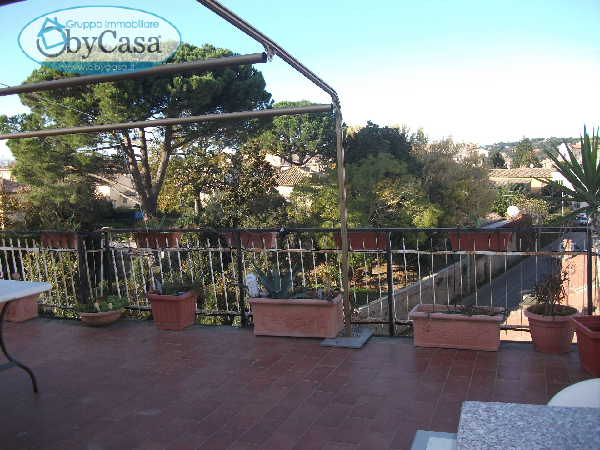 Appartamento in vendita a Oriolo Romano, 2 locali, prezzo € 98.000 | Cambio Casa.it