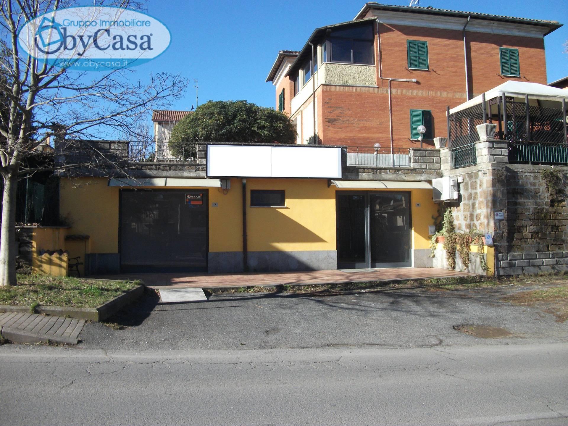 Negozio / Locale in Vendita a Oriolo Romano