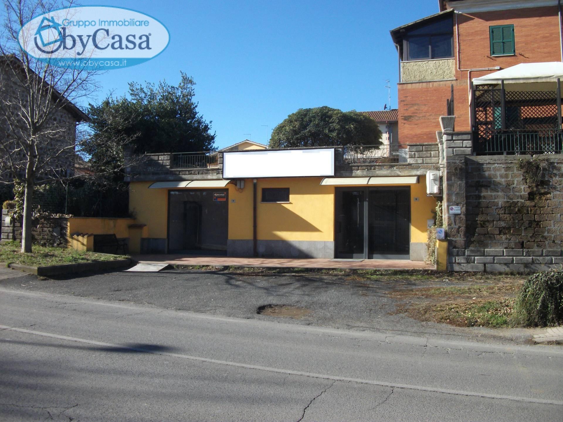 Negozio / Locale in vendita a Oriolo Romano, 9999 locali, prezzo € 99.000 | Cambio Casa.it
