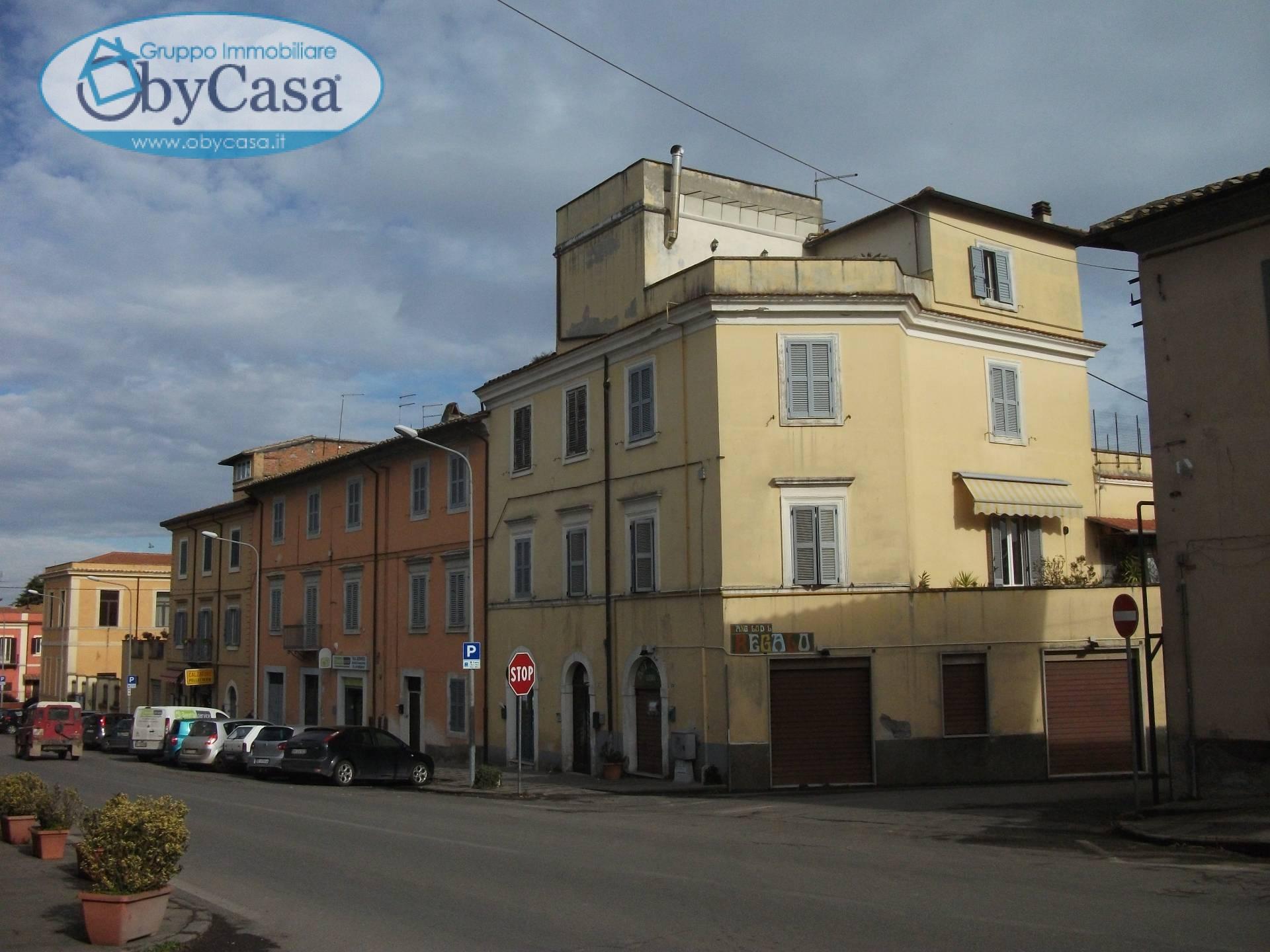 Soluzione Indipendente in affitto a Oriolo Romano, 2 locali, prezzo € 450 | Cambio Casa.it