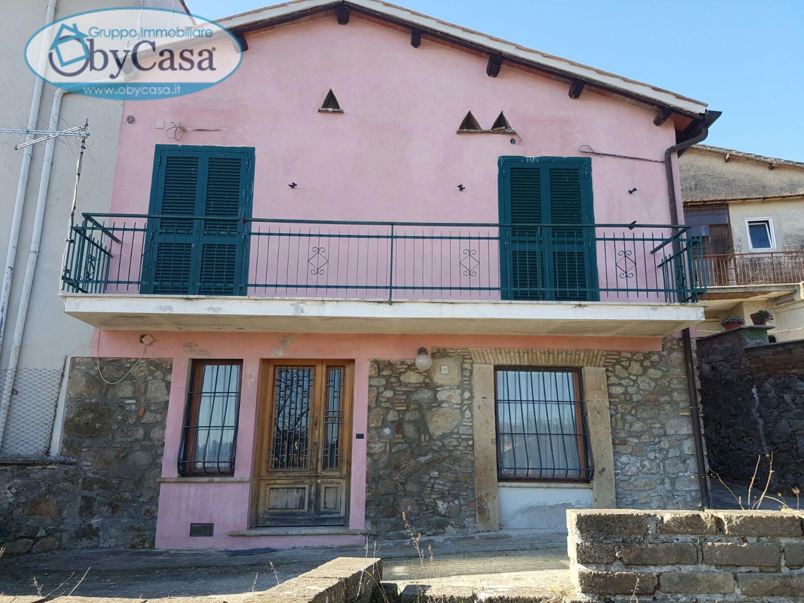Soluzione Indipendente in vendita a Manziana, 5 locali, prezzo € 110.000 | Cambio Casa.it