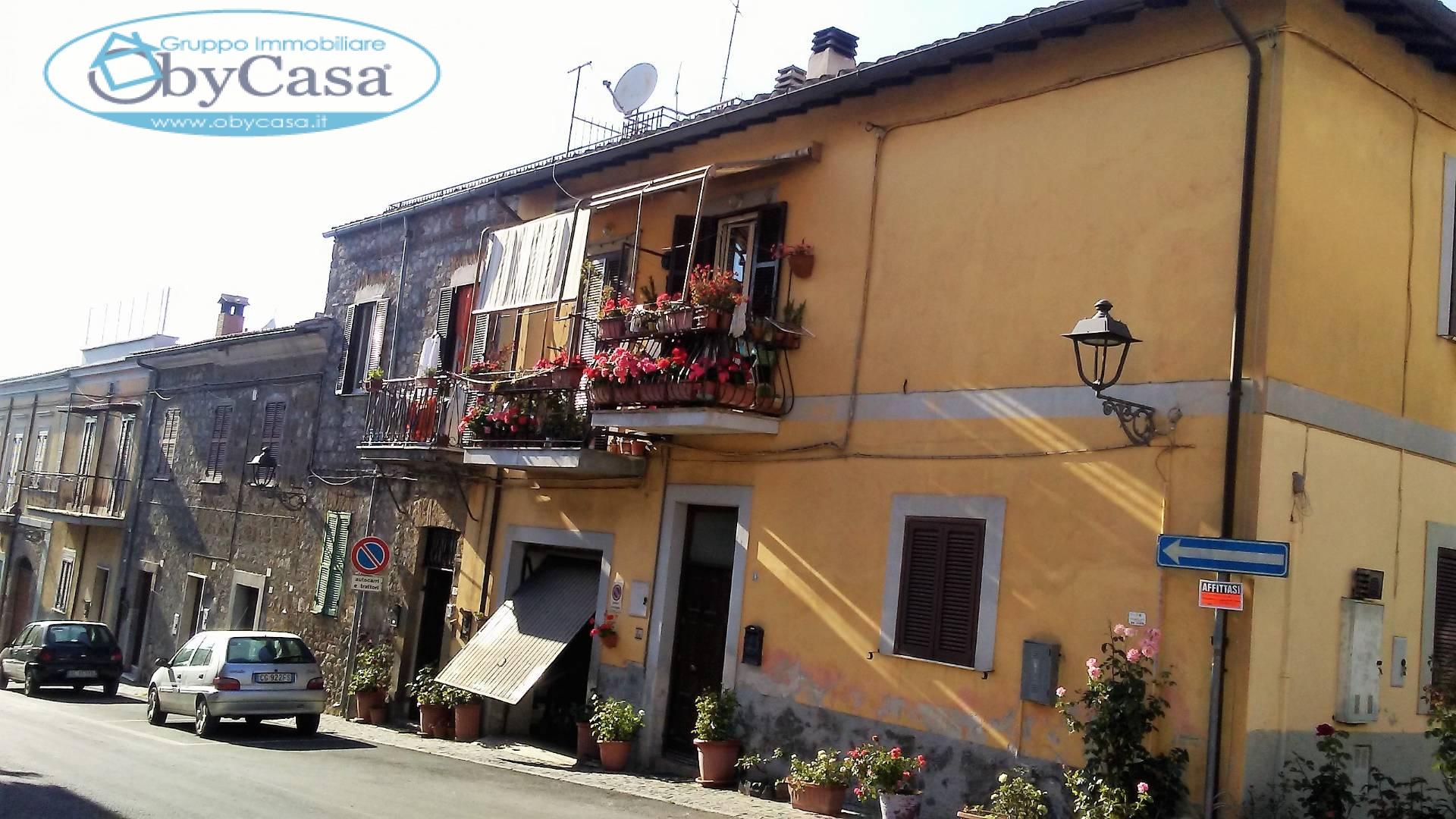Appartamento in affitto a Canale Monterano, 3 locali, zona Zona: Centro, prezzo € 400 | CambioCasa.it