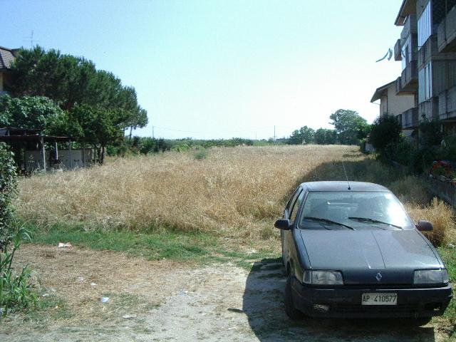 Terreno vendita MARTINSICURO (TE) - 7 LOCALI - 990 MQ