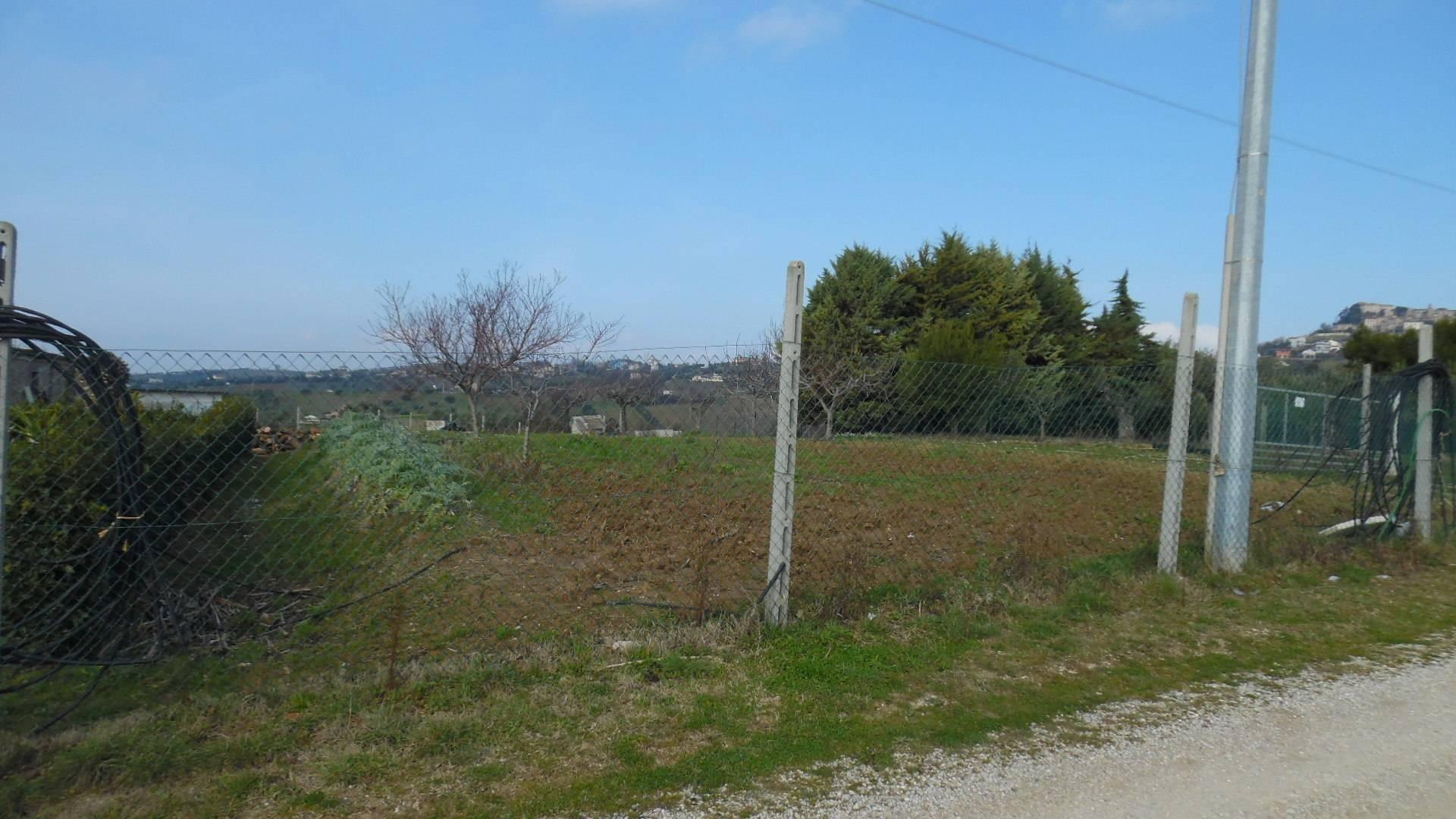 Terreno Edificabile Residenziale in vendita a Colonnella, 9999 locali, zona Località: ContradaRioMoro, prezzo € 50.000   CambioCasa.it