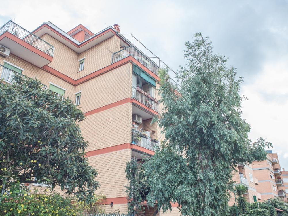 5099 Appartamento in vendita Roma Tor Tre Teste