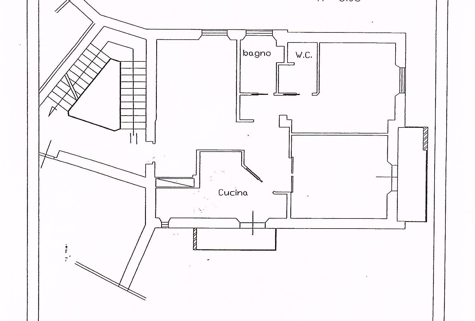 Appartamento in vendita a Cosenza, 3 locali, zona Località: Città2000, prezzo € 95.000 | CambioCasa.it
