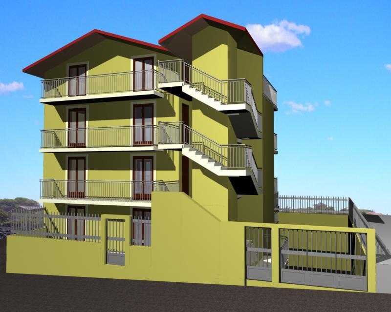 Appartamento in vendita a Belpasso, 4 locali, prezzo € 165.000 | Cambio Casa.it
