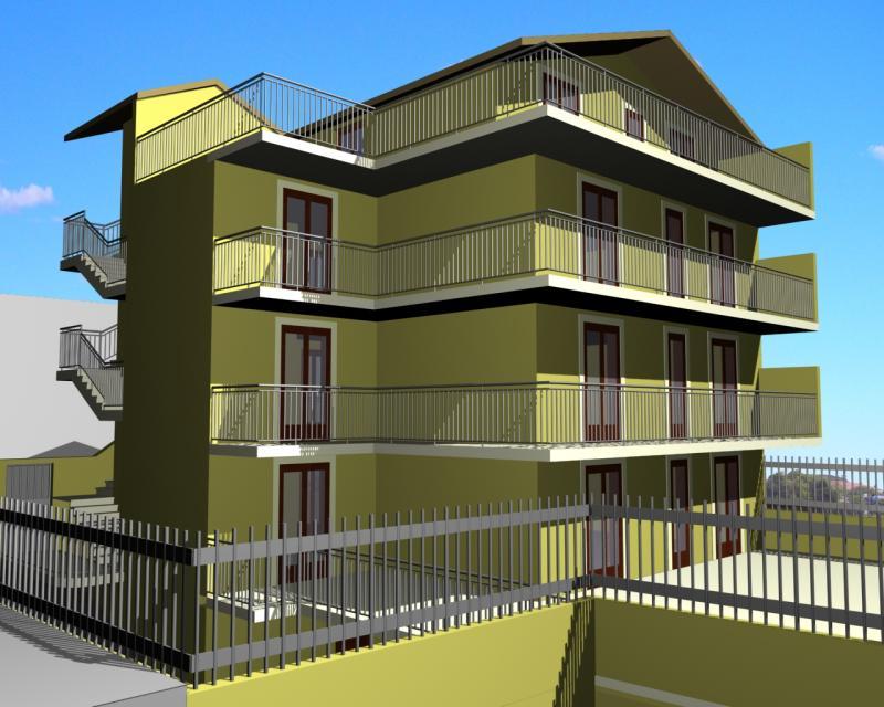Appartamento in vendita a Belpasso, 3 locali, prezzo € 115.000 | CambioCasa.it