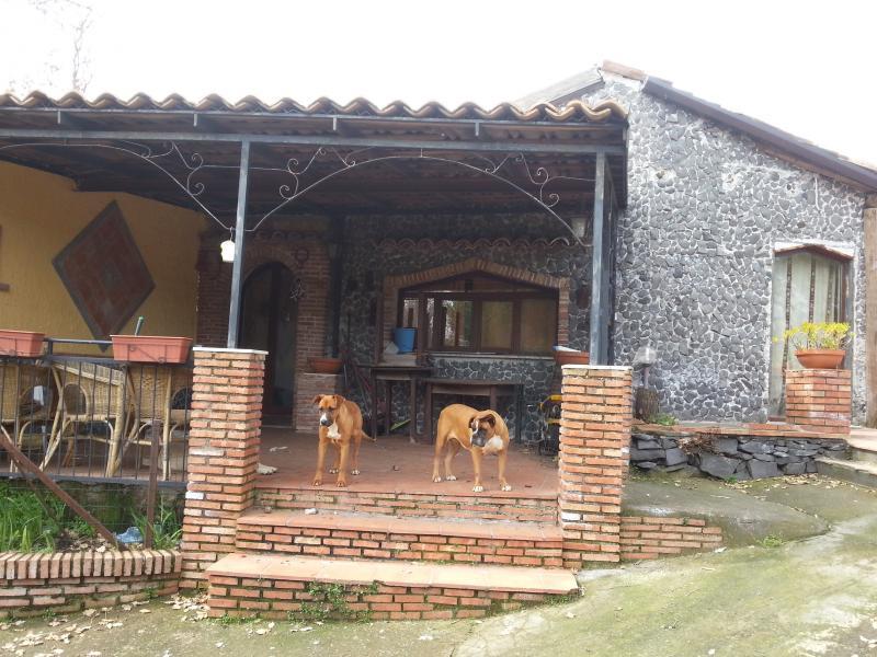 Casa Indipendente affitto BELPASSO (CT) - 5 LOCALI - 120 MQ