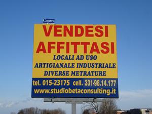 Magazzino in affitto a Villanova Biellese, 9999 locali, prezzo € 400 | CambioCasa.it