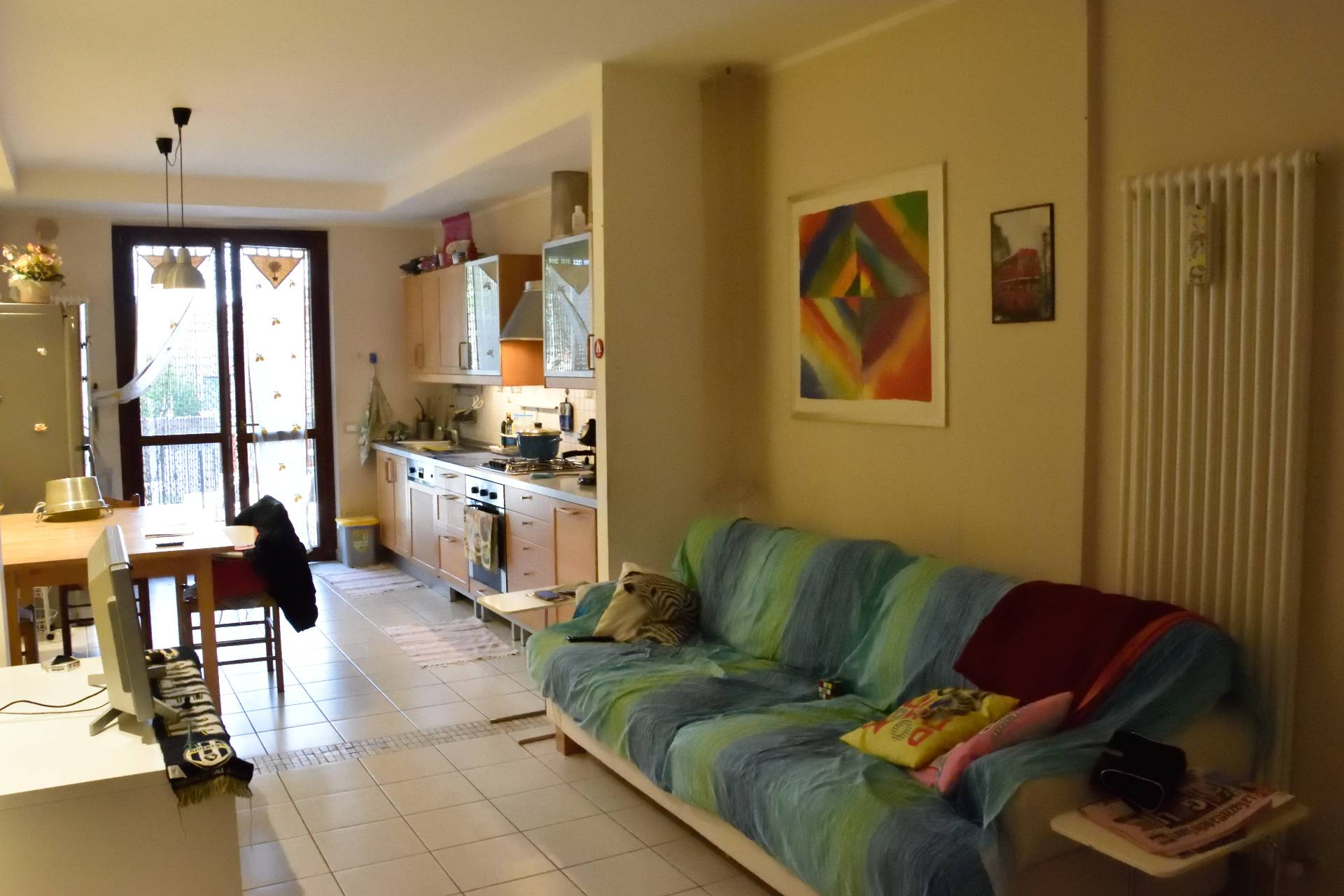 Appartamento in vendita a Petriolo, 6 locali, prezzo € 130.000 | Cambio Casa.it