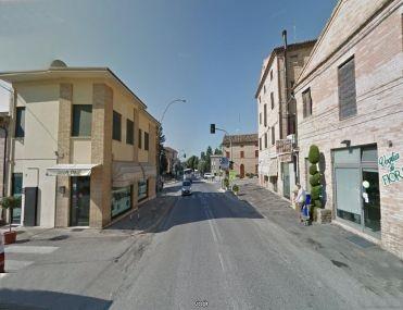 Appartamento in affitto a Corridonia, 8 locali, zona Località: zonasemi-centrale, prezzo € 450 | Cambio Casa.it