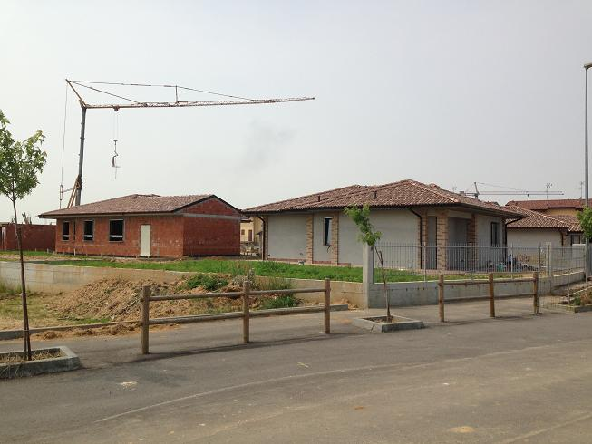 Villa a Schiera in Vendita a Landriano