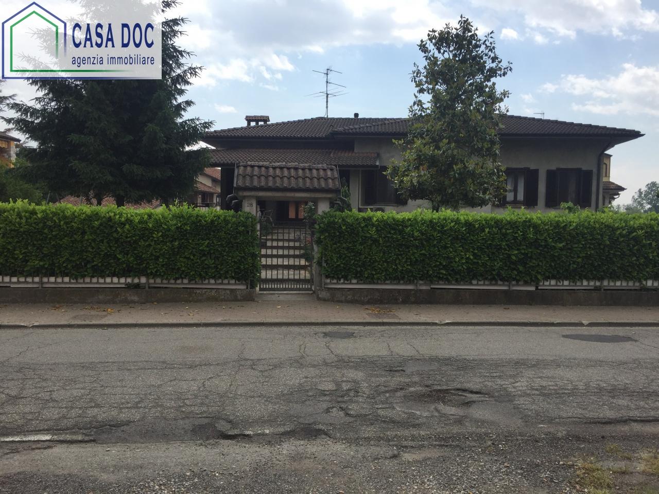 Villa in Vendita a Torrevecchia Pia