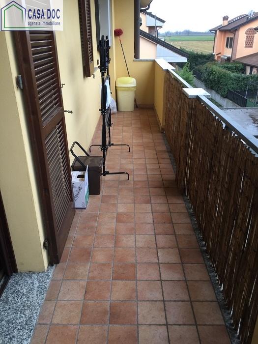 Bilocale Bornasco Bornasco Via Del Borgo 10