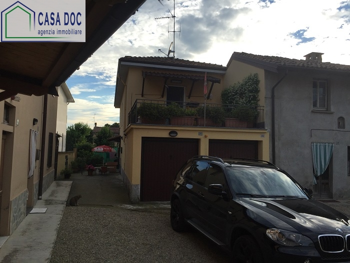 Soluzione Semindipendente in vendita a Lardirago, 2 locali, prezzo € 129.000 | Cambio Casa.it