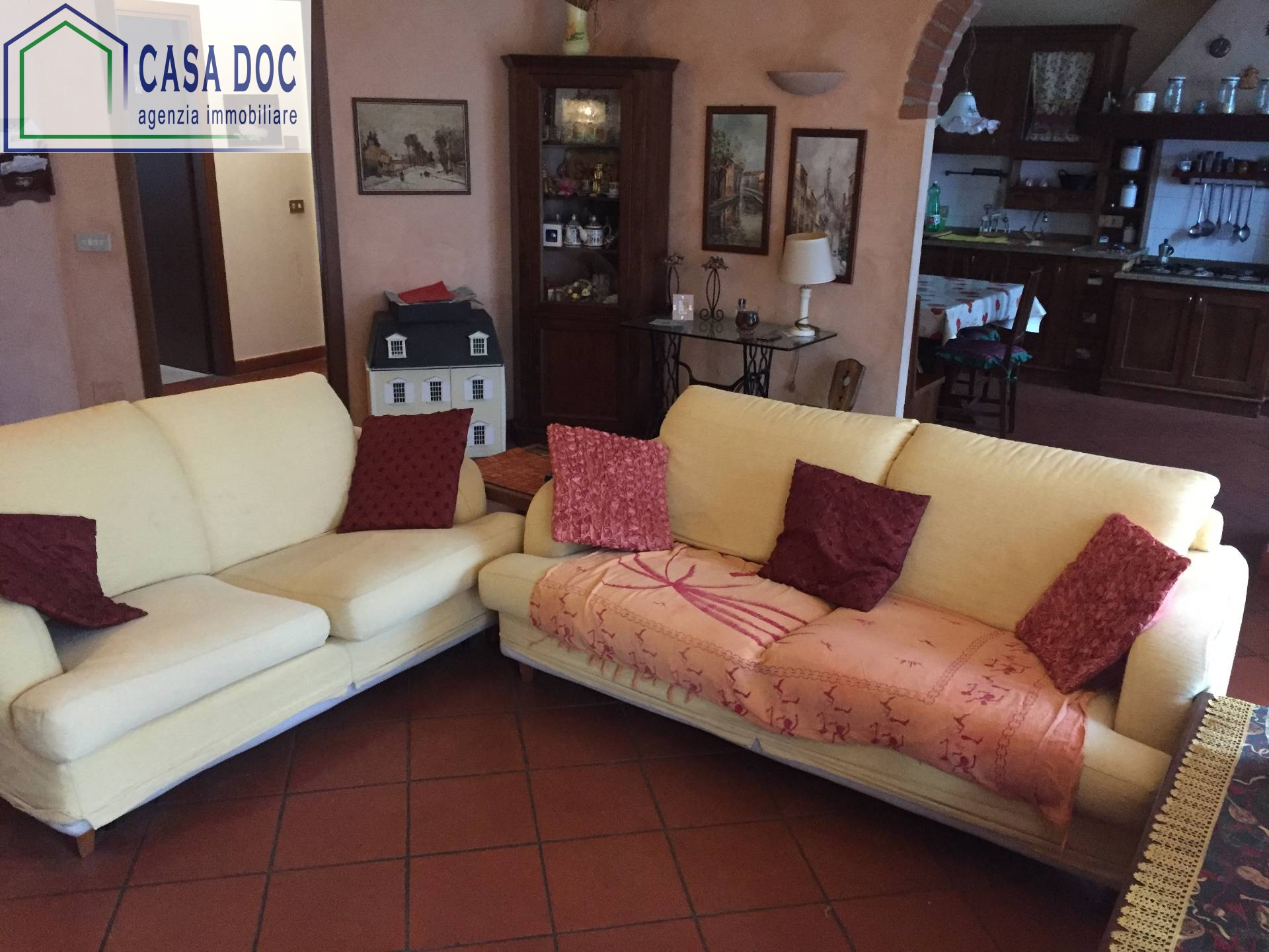 Appartamento in vendita a Bornasco, 3 locali, prezzo € 165.000 | Cambio Casa.it