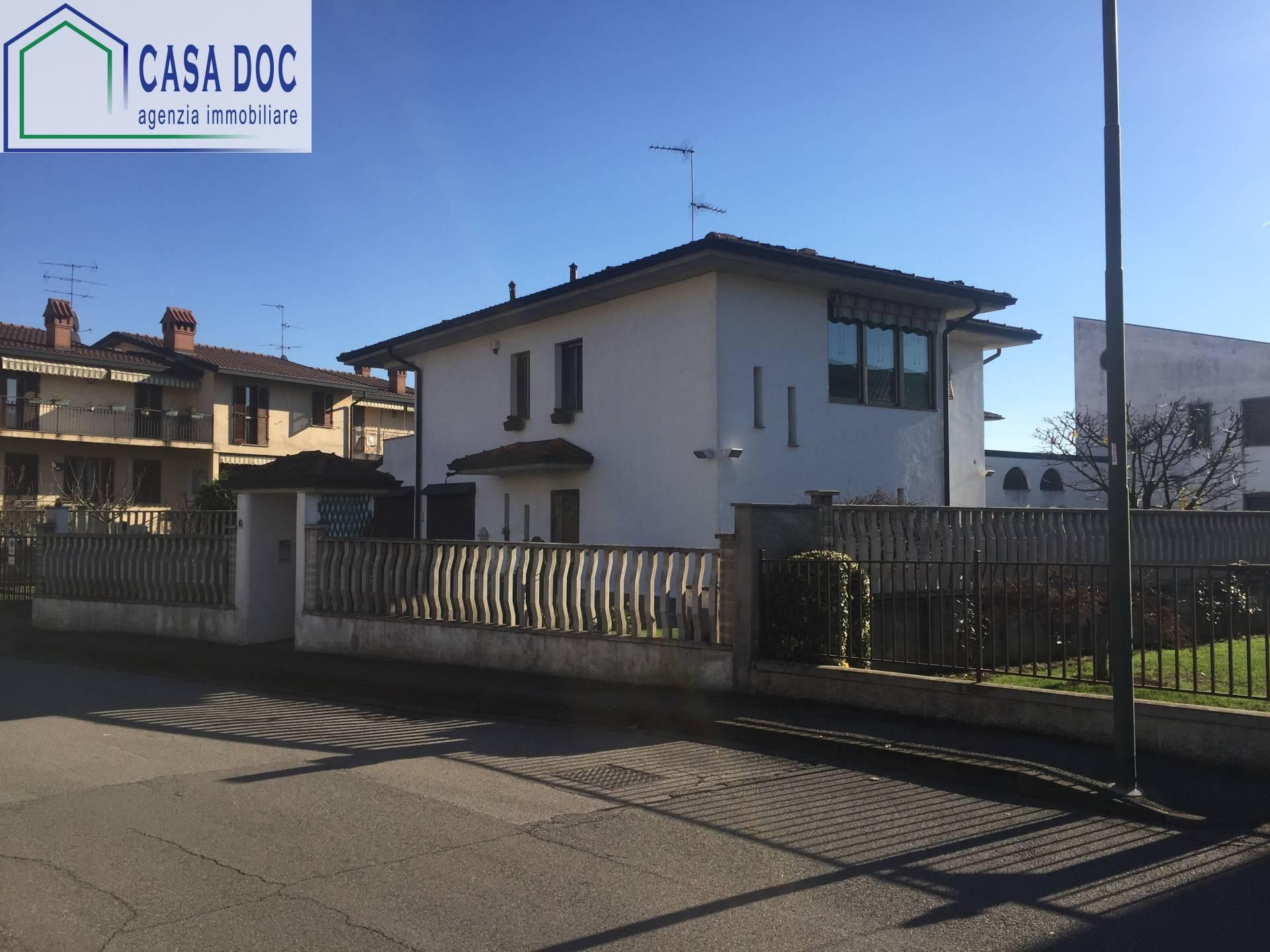 Villa in vendita a Bornasco, 3 locali, prezzo € 249.000 | CambioCasa.it