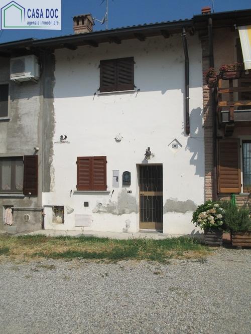 Soluzione Semindipendente in vendita a Torre d'Arese, 2 locali, prezzo € 55.000 | CambioCasa.it