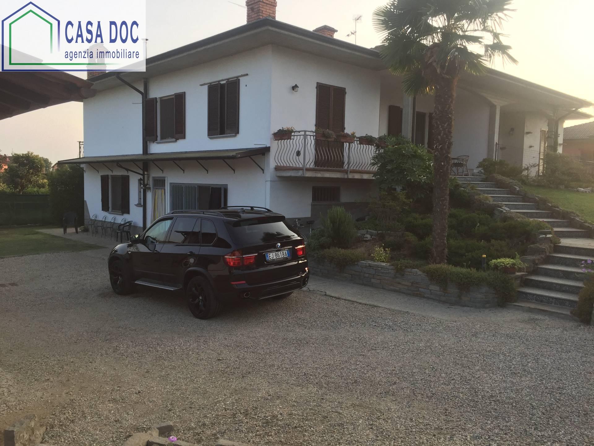 Villa in vendita a Bornasco, 4 locali, prezzo € 329.000 | CambioCasa.it