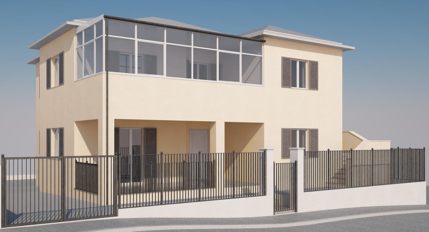 Soluzione Indipendente in vendita a Chieti, 8 locali, zona Zona: Stazione, prezzo € 205.000 | Cambio Casa.it
