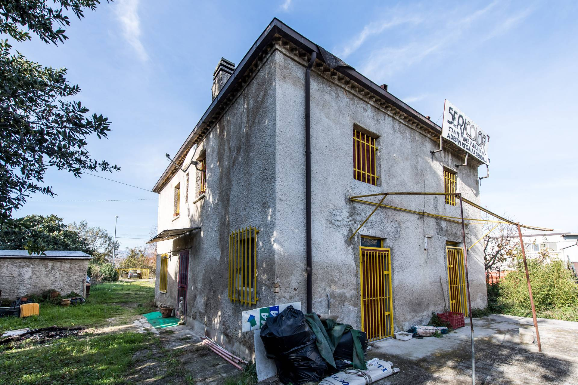 Soluzione Indipendente in vendita a Chieti, 6 locali, prezzo € 95.000 | Cambio Casa.it