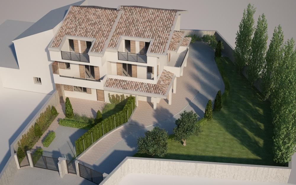 Villa in vendita a Chieti, 6 locali, zona Zona: Periferia, prezzo € 195.000 | Cambio Casa.it