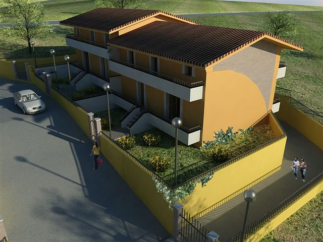 Villa in vendita a Bucchianico, 7 locali, prezzo € 235.000 | CambioCasa.it