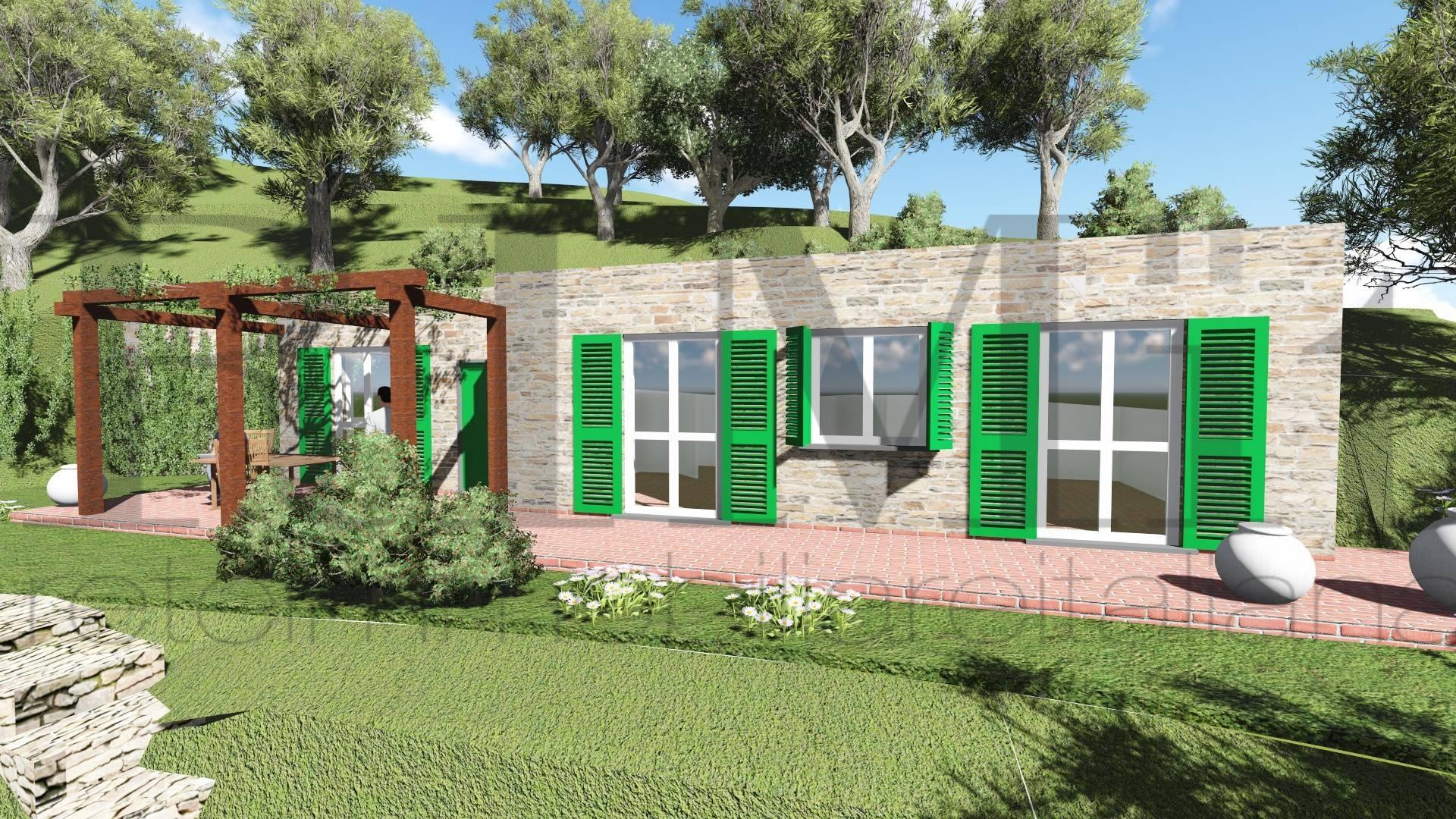 Villa in vendita a Moneglia, 3 locali, zona Località: SanSaturnino, prezzo € 420.000 | Cambio Casa.it