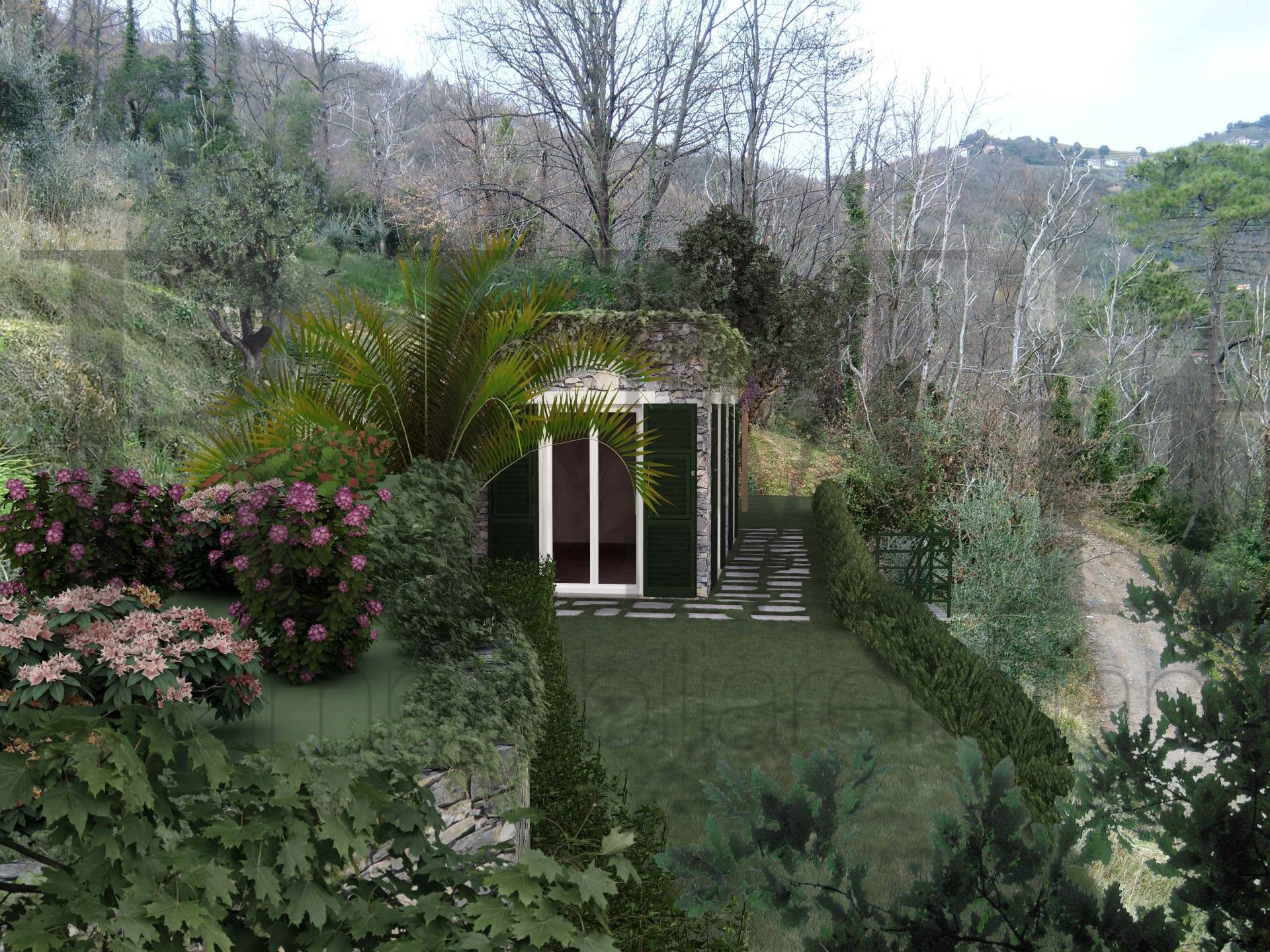 Villa in vendita a Moneglia, 3 locali, prezzo € 295.000 | Cambio Casa.it