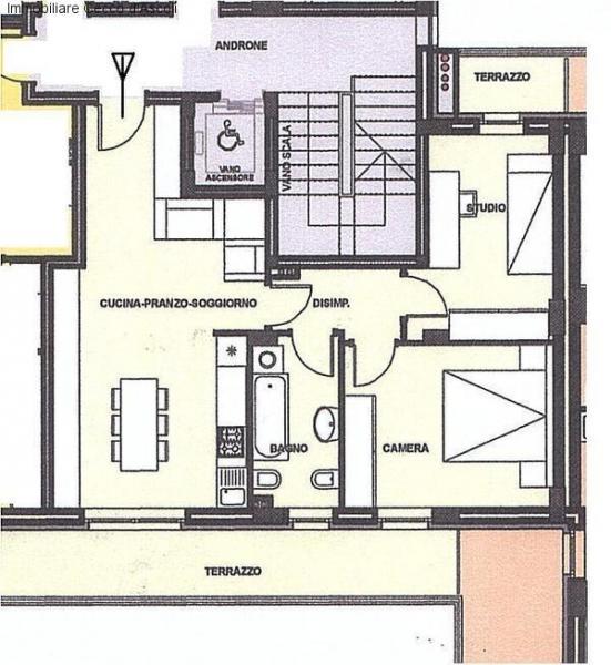 Appartamento in vendita a Ascoli Piceno, 4 locali, Trattative riservate   Cambio Casa.it