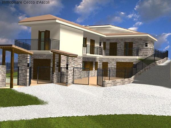 Villa in vendita a Ascoli Piceno, 14 locali, prezzo € 50.000 | Cambio Casa.it