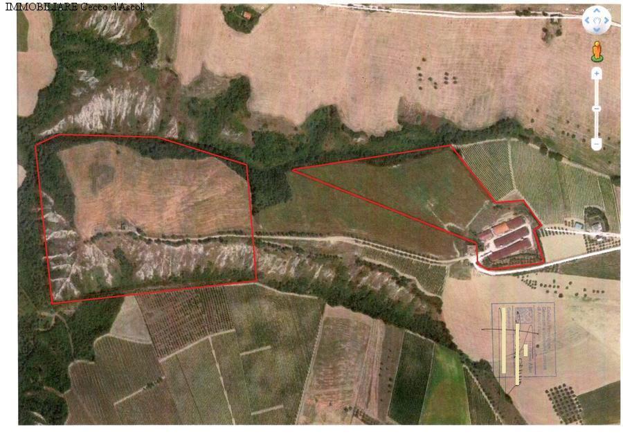 Terreno Agricolo in vendita a Offida, 9999 locali, Trattative riservate | Cambio Casa.it