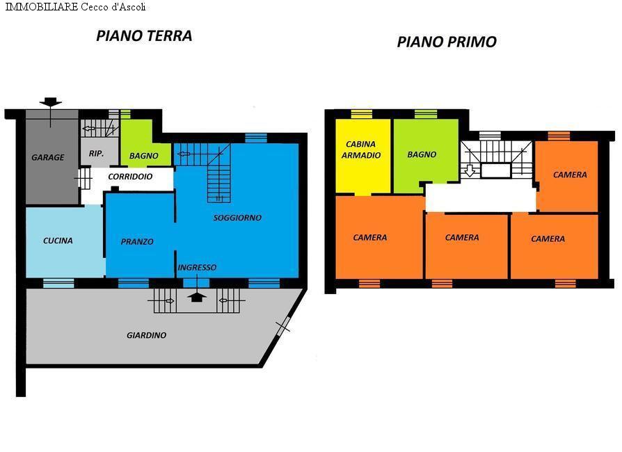 Altro in vendita a Ascoli Piceno, 12 locali, zona Località: CentroStorico, Trattative riservate   Cambio Casa.it
