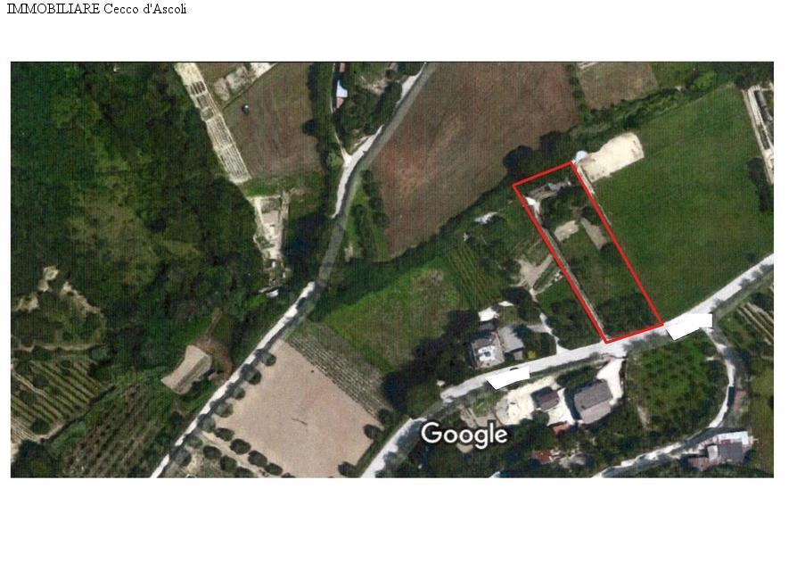Terreno Agricolo in vendita a Ascoli Piceno, 9999 locali, zona Località: CampoParignano, prezzo € 68.000 | Cambio Casa.it