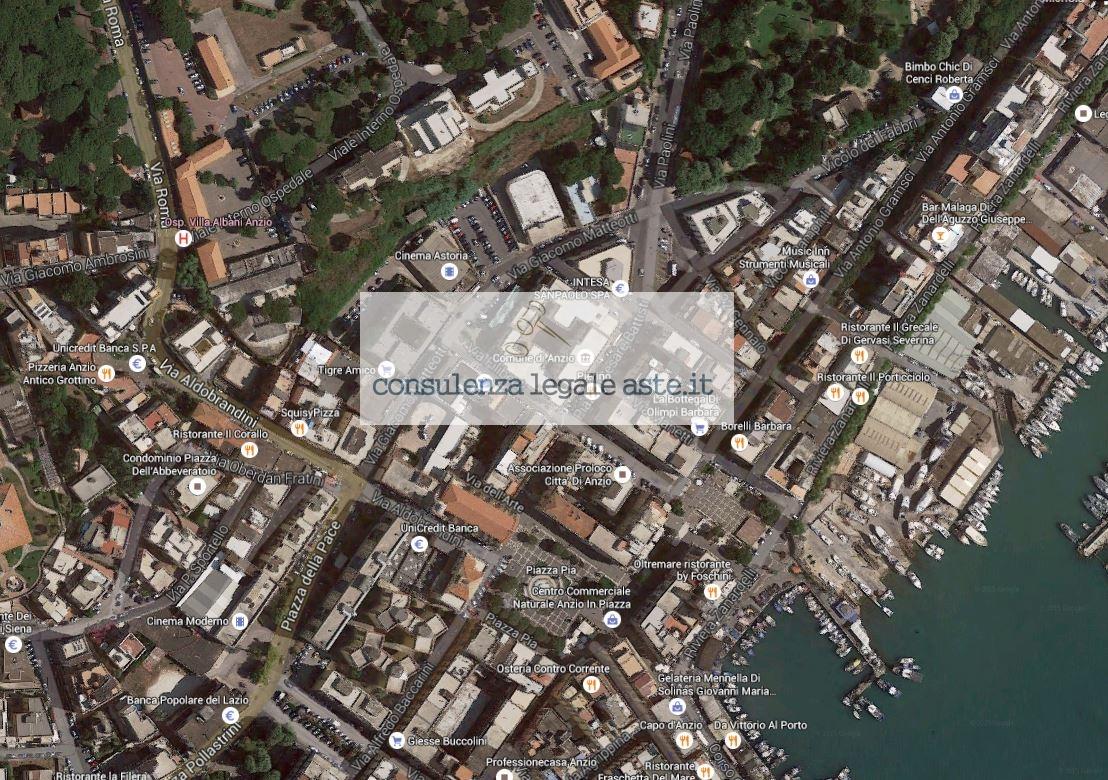 Bilocale Anzio Via Luciano Manara 2
