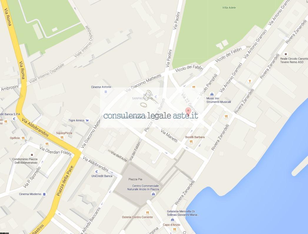 Bilocale Anzio Via Luciano Manara 3