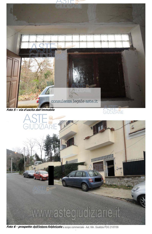 Bilocale Monte Compatri Via San Silvestro 7