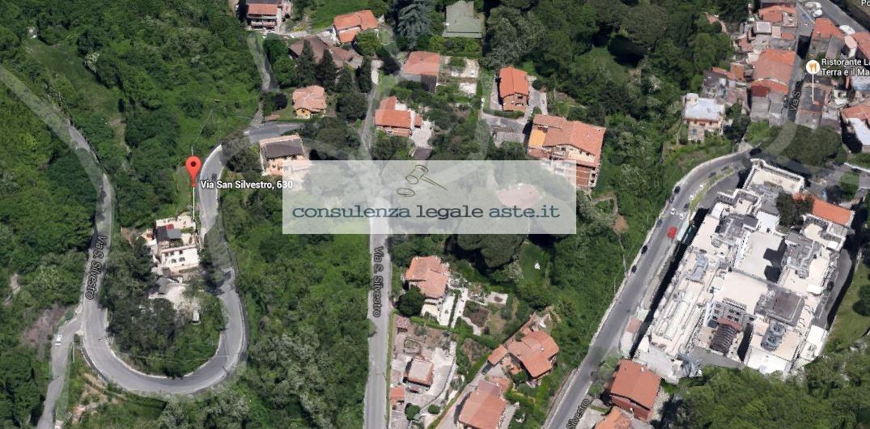 Bilocale Monte Compatri Via San Silvestro 8