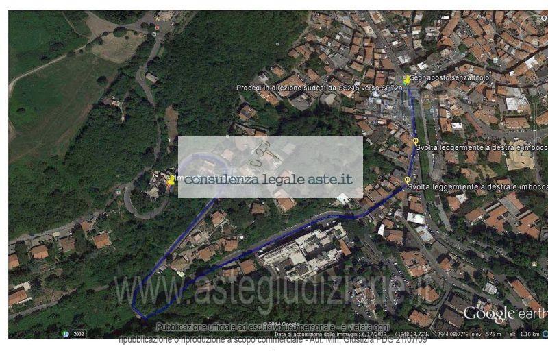 Bilocale Monte Compatri Via San Silvestro 9