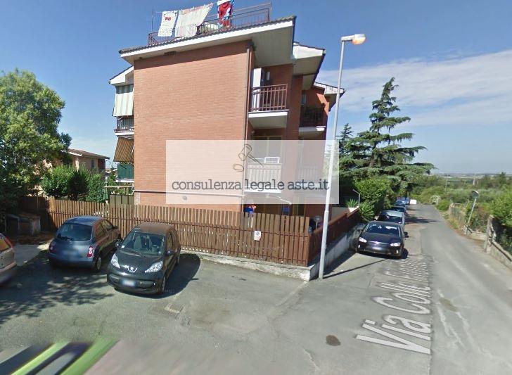 Bilocale Castel Gandolfo Via Colle Fiorito 2